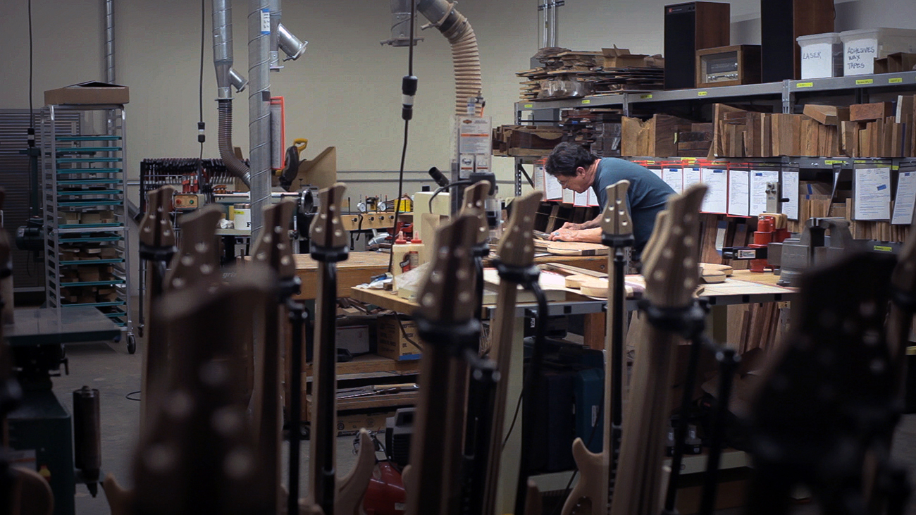 Restrung Documentary - Wyn Guitars 3
